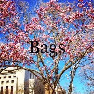 Handbags - Various bags.
